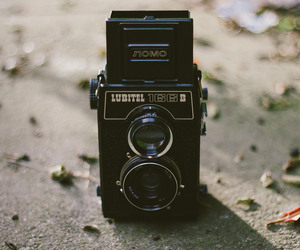 camera, lubitel, and 166b image