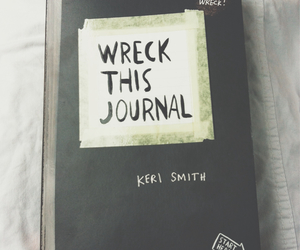 grunge, pale, and wreck this journal image