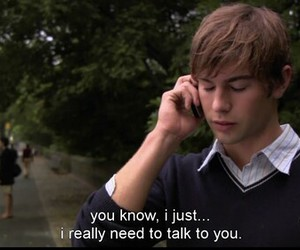 quote, gossip girl, and love image