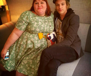 Jamie Campbell Bower, cassandra clare, and the mortal instruments image