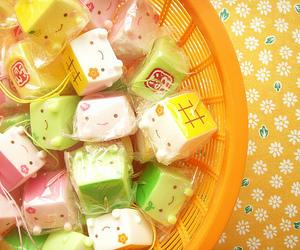 cute, japan, and tofu image
