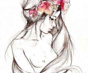 creation, flowers, and lovely image
