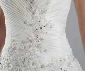 beaded, dress, and gorgeous image