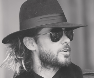funny, happy, and jared leto image