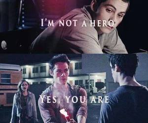 teen wolf, hero, and dylan o'brien image