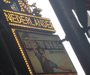 broadway, musical, and new york city image