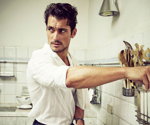 man, David Gandy, and sexy image