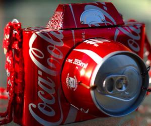 coca cola, instagram, and coca image