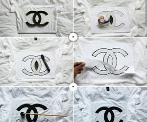 chanel, diy, and fashion image