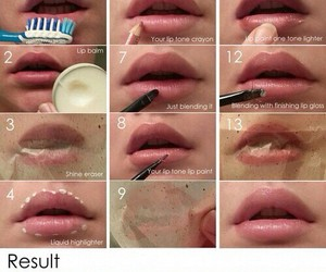 d.i.y, diy, and makeup image