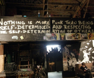 punk and quote image