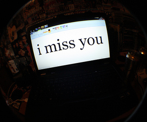 i miss you, miss, and text image