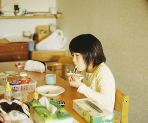 asian food, cute, and asian child image