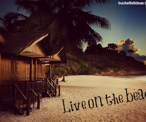architecture, beach, and dream home image