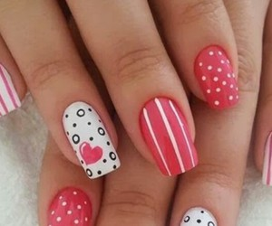 fashion, style, and nail designs image