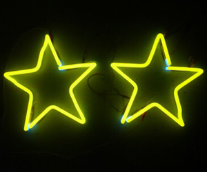 star and yellow image