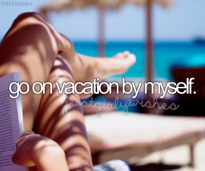 vacation, before i die, and beach image