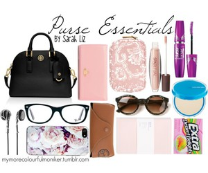 essentials, fashion, and girly image