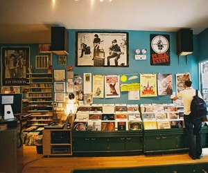 music and store image
