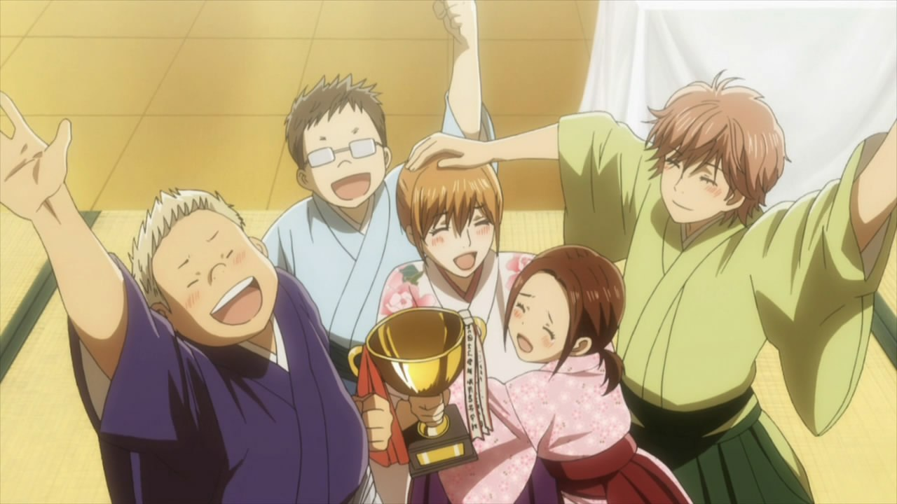 Image about anime in Chihayafuru by Metsuki on We Heart It