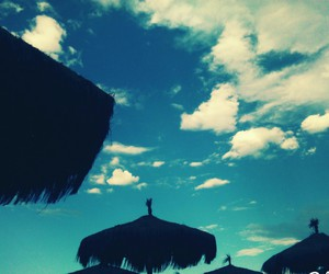 cielo, estate, and summer image