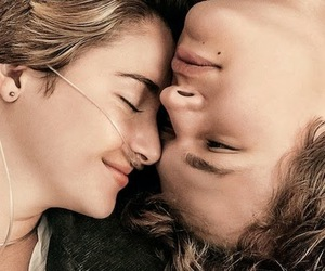the fault in our stars, hazel, and movie image