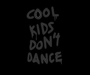 cool, dance, and kids image