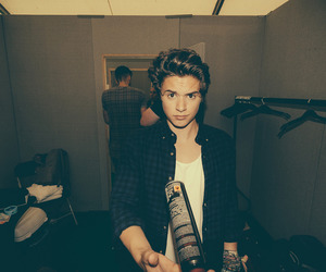 the vamps, band, and bradley simpson image