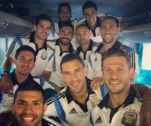 argentina, final, and messi image