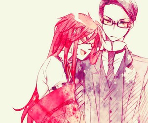 anime, fanart, and grell sutcliff image