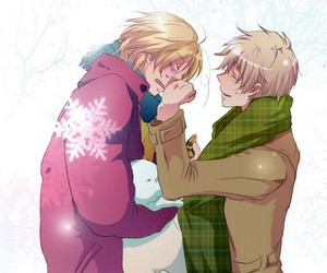 anime, boy love, and britain image