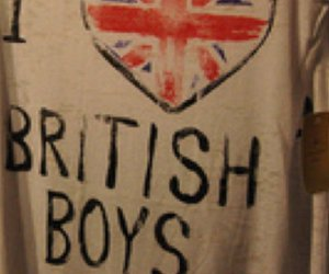 boy, british, and i love image