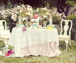 alice in wonderland, stuff, and wedding image