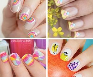 nail, nails, and ногти image