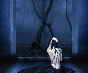 art, beautiful, and gothic image