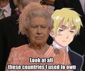 england, hetalia, and anime image