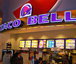 taco bell, tacos, and food image