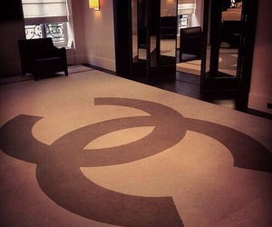 chanel, luxury, and floor image