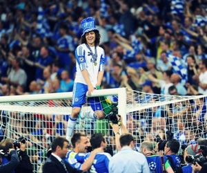 Chelsea, football, and david luiz ♥ image