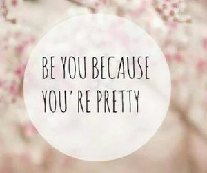 pretty, quote, and you image