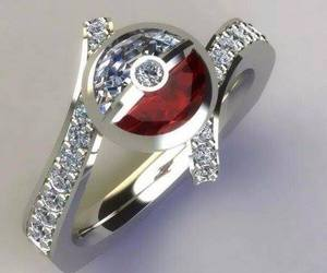 pokemon, ring, and diamond image