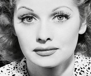 actress, hollywood, and Lucille Ball image