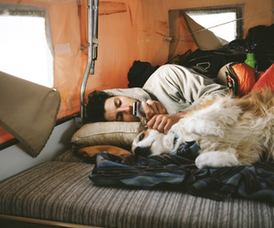 Camper, Road Trip, and travelling image