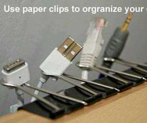 cables, diy, and organize image