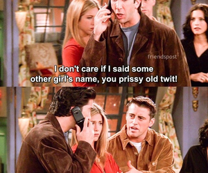 funny, tv series, and f.r.i.e.n.d.s image