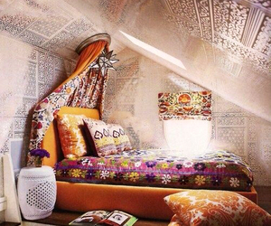 decor, home, and india image