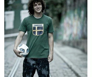 brazil, david luiz, and cry image
