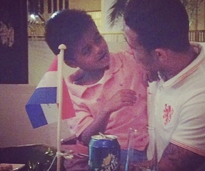 so cute, memphis depay, and shane kluivert image