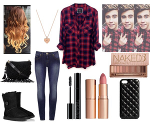 outfit, cute, and nash grier image
