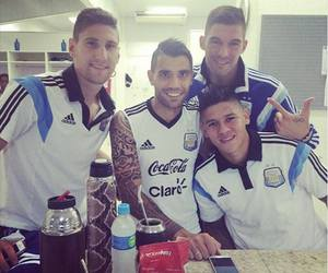 argentina and marcos rojo image